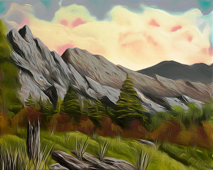 Claude Beaulac - Morning Meadow Dew Dreamy Mirage