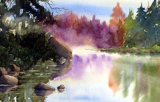 Morning mist by Chito Gonzaga