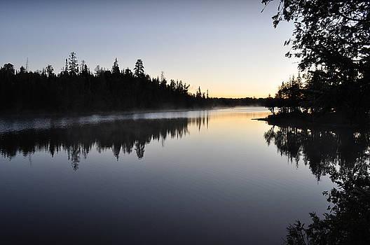 Morning Mist by Erin Clausen