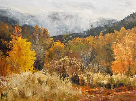 Morning Mist by Kit Hevron Mahoney