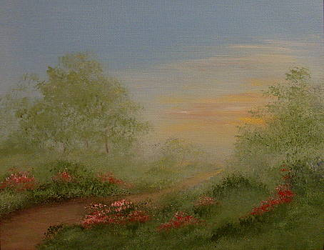 Morning Mist by Leea Baltes