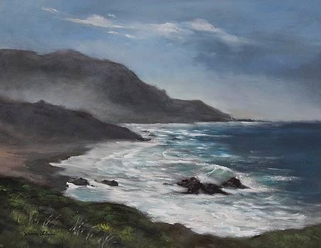 Morning Mist by Maralyn Miller