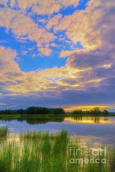 Morning of July 2 by Veikko Suikkanen