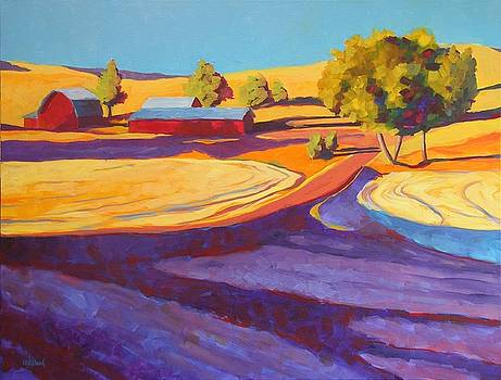 Morning on the Palouse by Mary McInnis