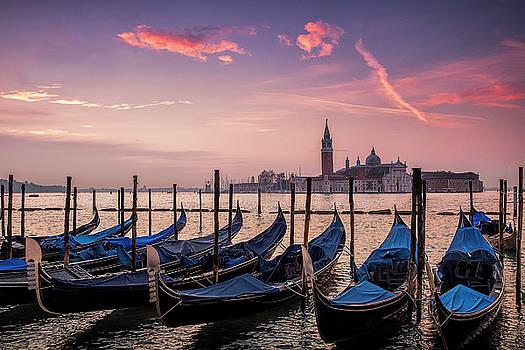 Morning Over St. Mark's by Andrew Soundarajan