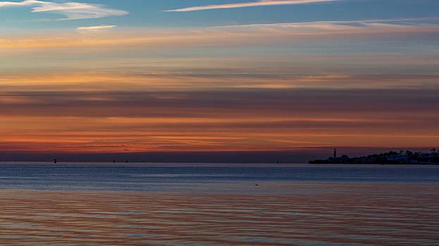 Morning Pastels by Darryl Hendricks