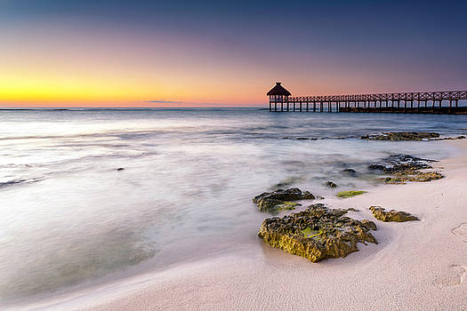 Morning Pastels by Edward Kreis