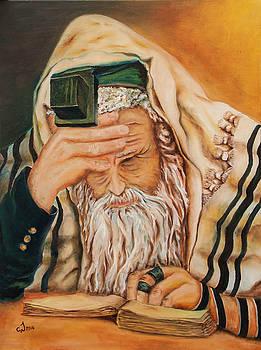 Morning Prayer by Itzhak Richter