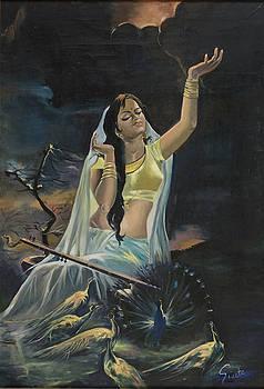 Morning Raga by Sweta Prasad