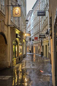 Andrew Wilson - Morning Rain in Salzburg