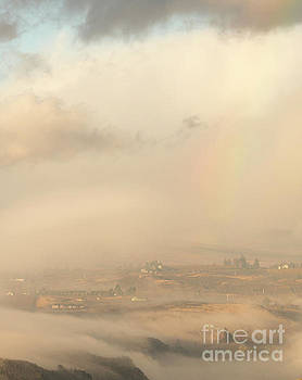 Morning Rainbow by Mike Dawson