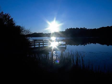 Morning Rise by Andrew Kazmierski