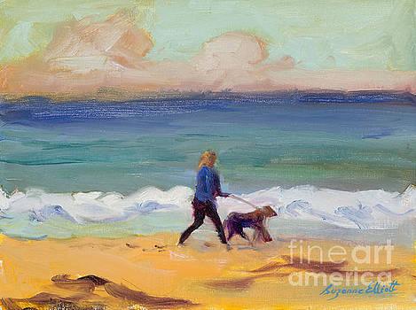 Morning Run by Suzanne Elliott