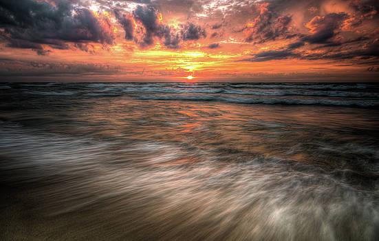 Morning Rush by Brad Bellisle