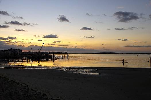 Morning Sky by Teresita Abad Doebley