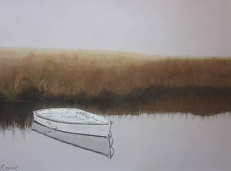 Morning Solitude by Harvey Rogosin
