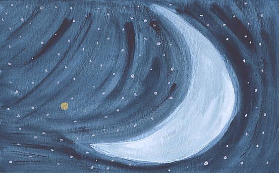 Morning Star Moon by Lorraine