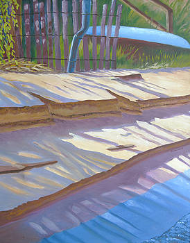 Morning Steps Dune Series Seven by D T LaVercombe