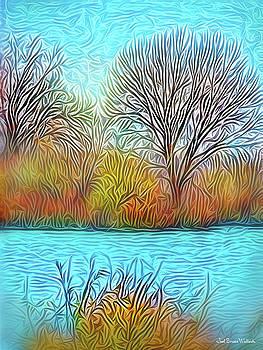 Morning Stillness Contemplations by Joel Bruce Wallach