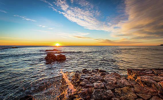 Morning Sunshine by Gary Gillette