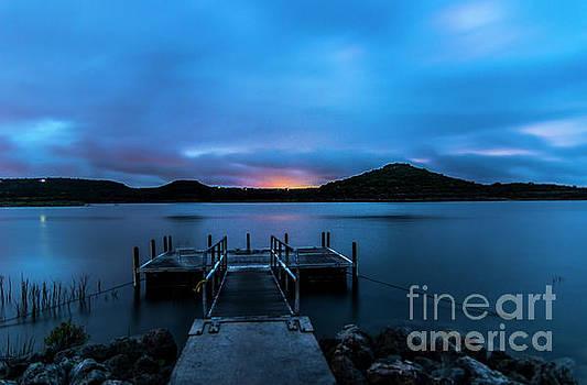 Morning Twilight by Bob Marquis