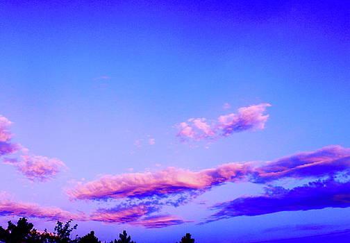 Morning Twilight I by Lon Watkins