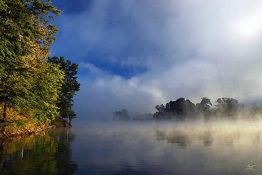 Sam Davis Johnson - Morning View 5