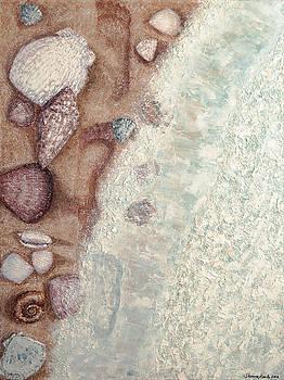 Morning Walk Baby Steps by Sloane Keats