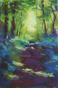 Morning Walk I by Mary McInnis