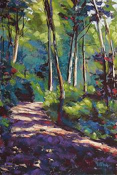 Morning Walk 3 by Mary McInnis