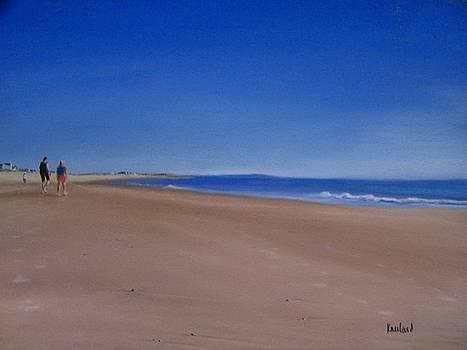 Morning Walk by Susan Kneeland