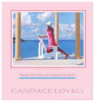 Candace Lovely - Morning Watch Poster