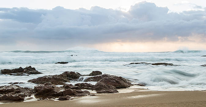 Morning waters by Jesse Coutts