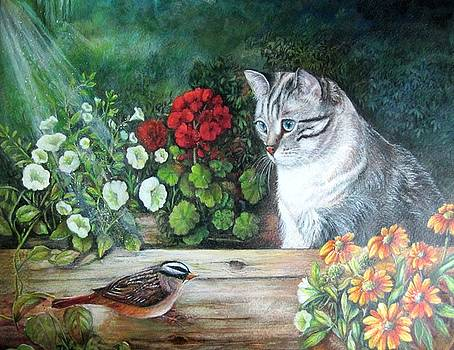 MorningSurprise by Patricia Schneider Mitchell