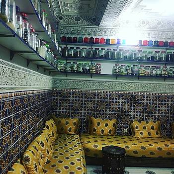 Moroccan Pharmacy by Lori Fitzgibbons