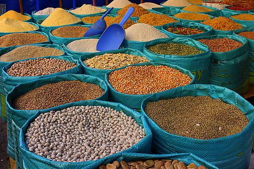 Ramona Johnston - Moroccan Spice Market