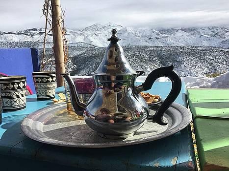 Moroccan Tea by Lori Fitzgibbons
