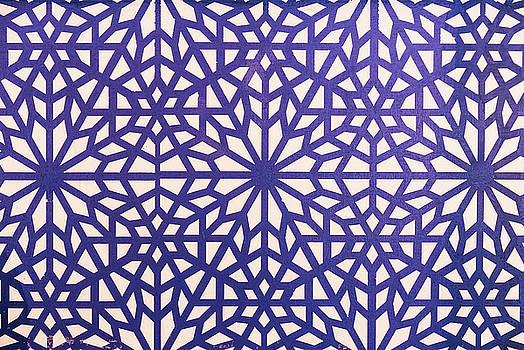 Valdecy RL - Moroccan Tiles