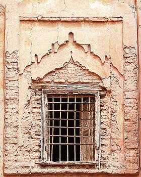Moroccan Window II by Beth Riser
