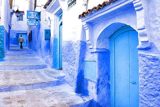 Dennis Cox - Morocco Blue City