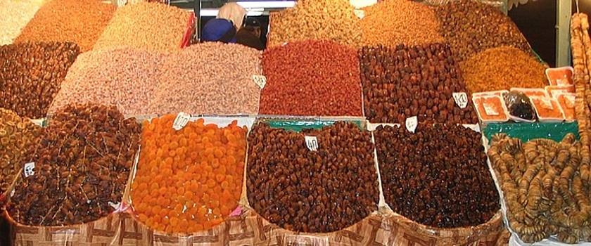 Yvonne Ayoub - Morocco Marrakesh Spices
