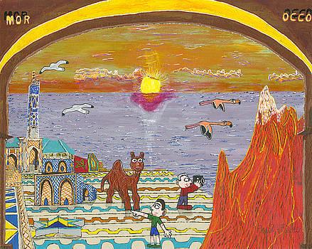 Morocco  feb by Paul Fields