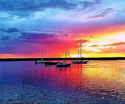 Morro Bay by Becky Kurth