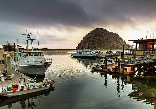 Morro Rock - Morro Bay, California by R Scott Duncan