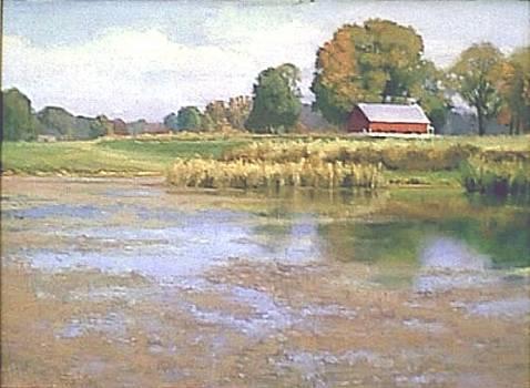 Morrow Farm by Chuck Marshall
