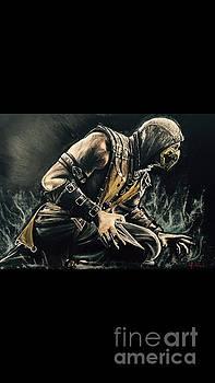 Mortal kombat by Michael Iglesias