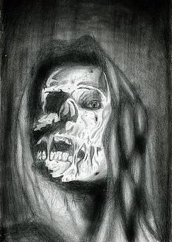 Mortelle les yeux by Michael McKenzie