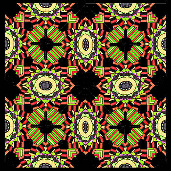 Mosaic 5 by Jesus Nicolas Castanon