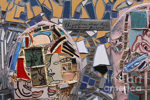 Chuck Kuhn - Mosaic Art Walls South St