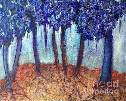Mosaic Daydreams by Elizabeth Fontaine-Barr